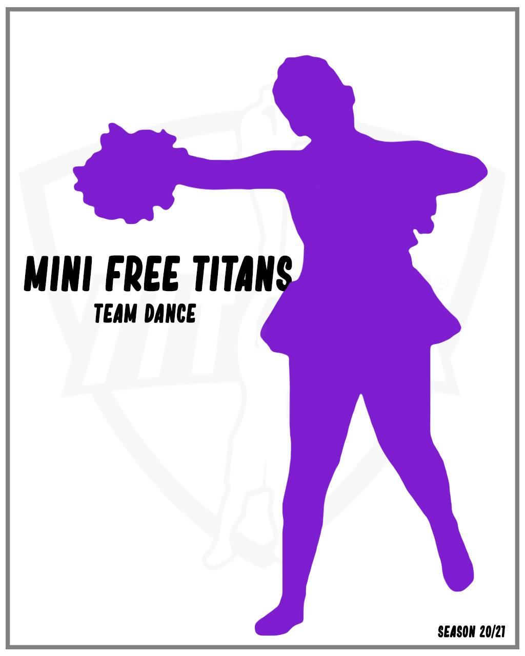 Mini Free Titans