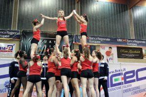 Liceo Da Vinci di Alba: il primo gruppo sportivo italiano di cheerleading