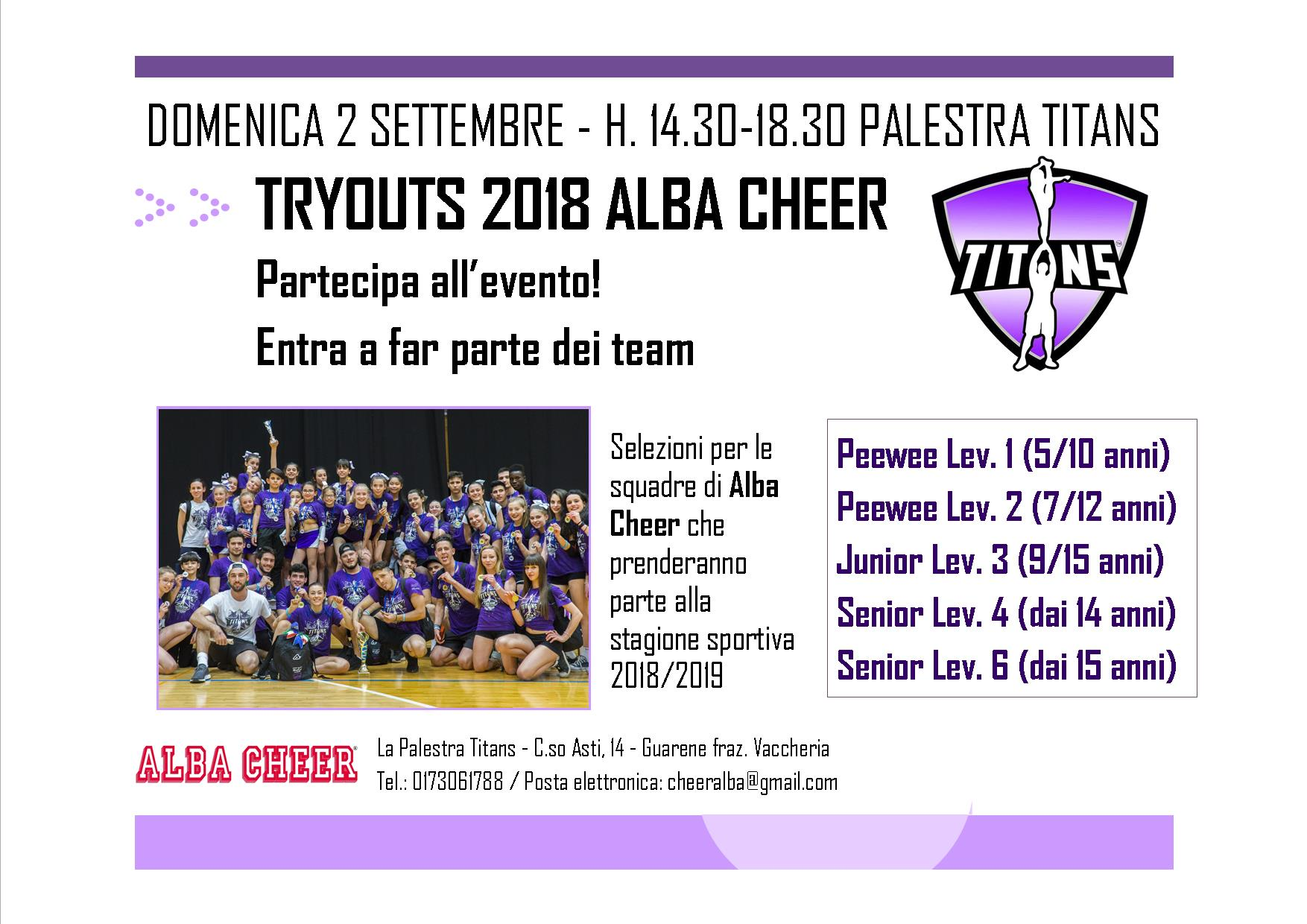 Tryouts 18-19 F