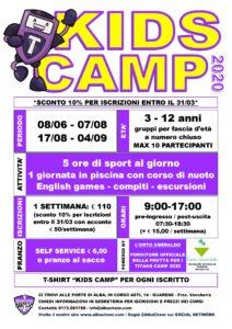 Kids camp 2020