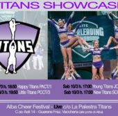 Titans showcase