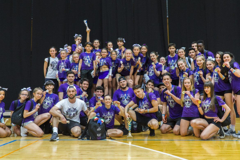 Twist Open 2018 gruppo
