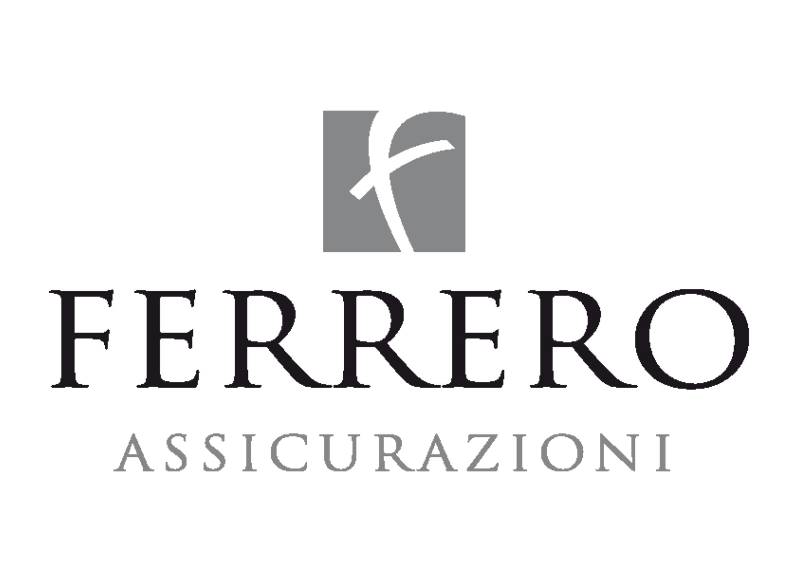 Ferrero Assicurazioni Logo h