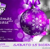 Locandina Christmas Showcase