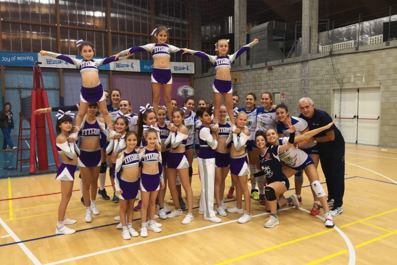 Alba Volley Titans 17.11.18