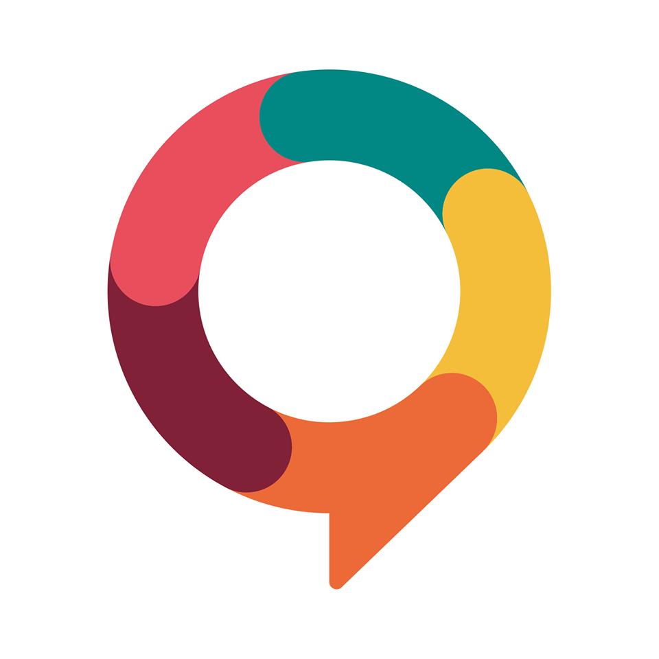 Community smart logo