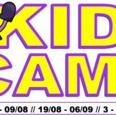 Kids camp testata