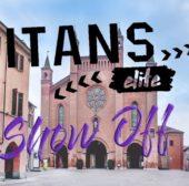Titans Elite show off Piazza Risorgimento Alba