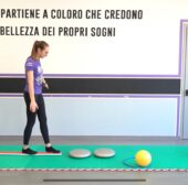 Giocomotricità preacrobatica video tutorial home training