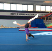 Intensive tumbling classes report